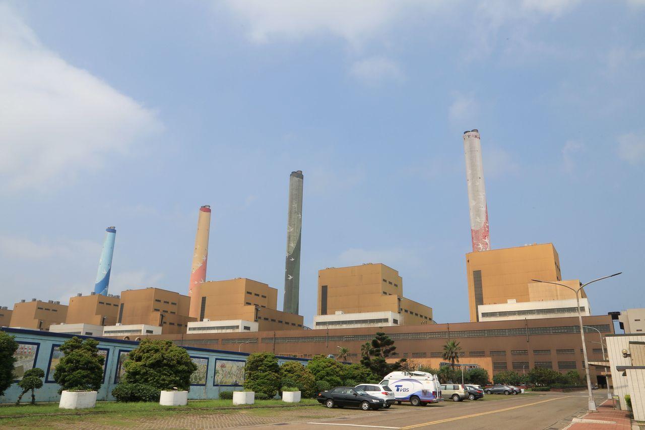 台中市環保局大砍台中火力電廠的生煤使用量。 圖/台中市新聞局提供