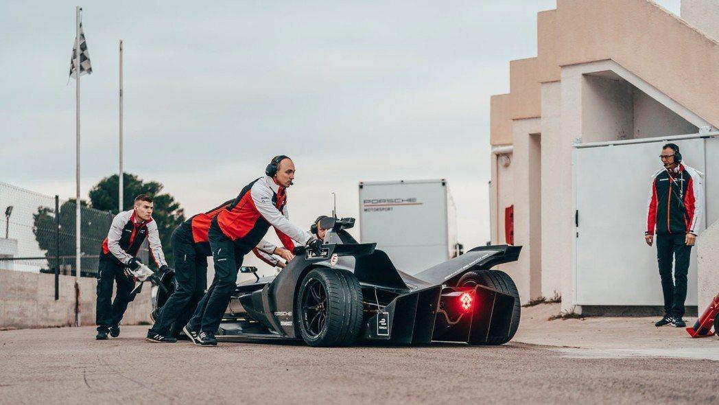 Porsche將在今年正式進軍Formula E電動方程式。 圖/Porsche...