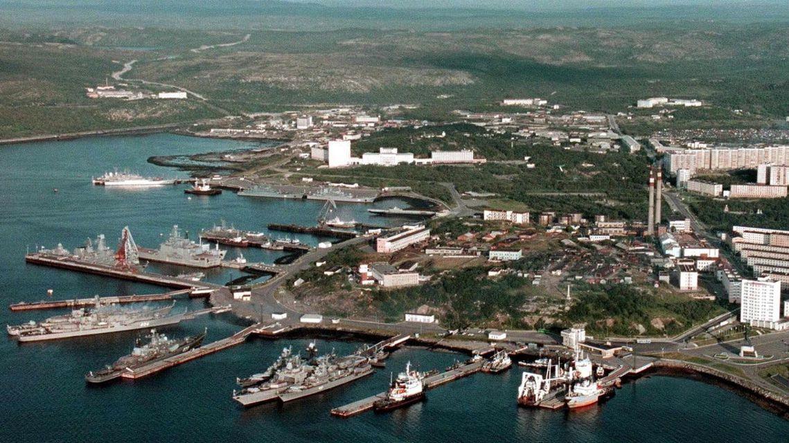 俄羅斯2日證實,一艘配屬於海軍北方艦隊的「科研潛水器」在母港基地北莫爾斯克(Se...