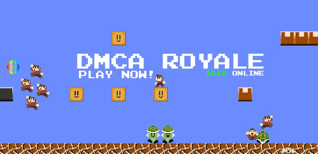 《瑪利歐大逃殺》(Mario Battle Royale)在更名後仍然被要求下架...