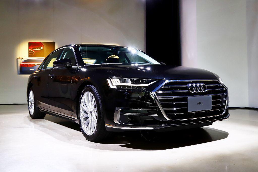 全新Audi A8車系即將於8月22日全台正式上市並率先公布A8 50 TDI ...