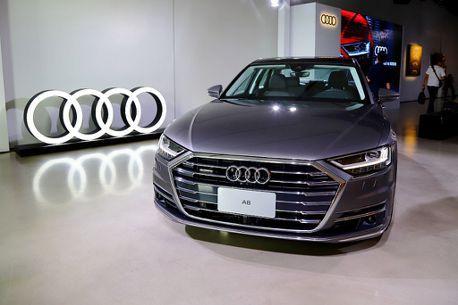 豪華科技鉅子終登場!全新第四代Audi A8/A8 L臺幣400萬內預售開跑