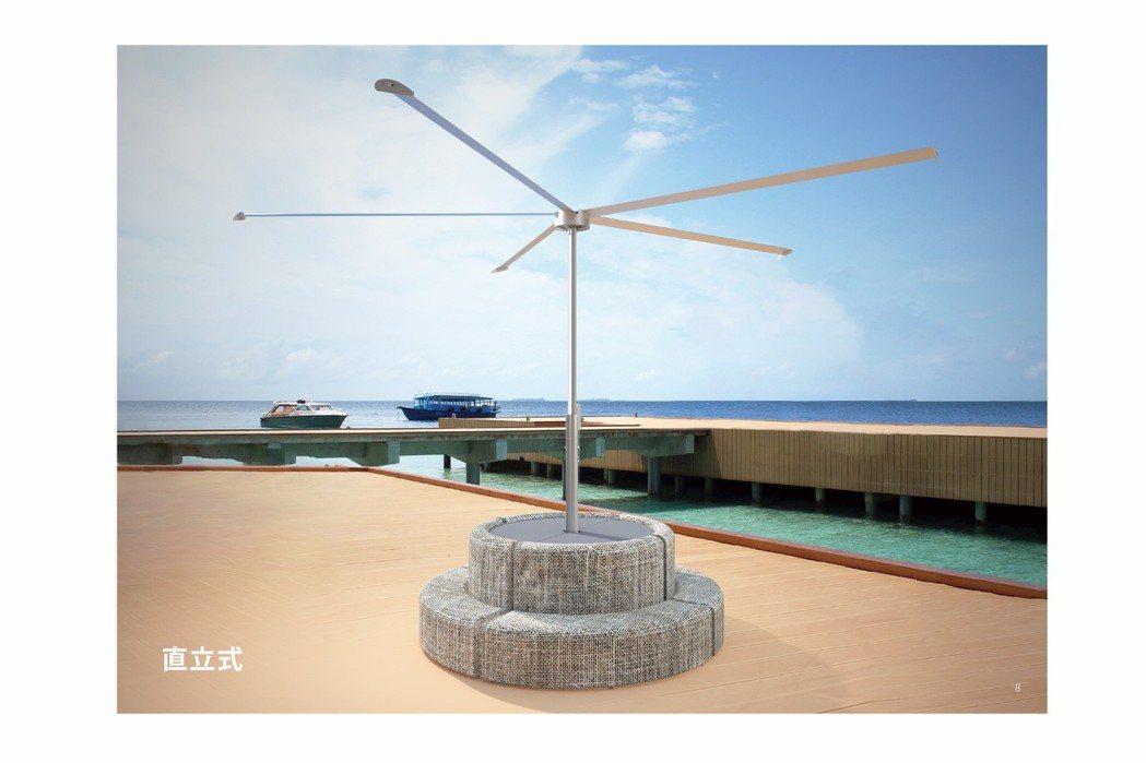 直升機大風扇   國際精工/提供