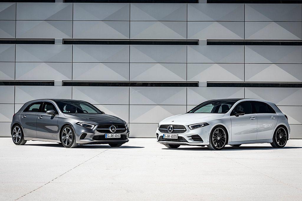 賓士A-Class除將迎來Mercedes-AMG A45 4MATIC性能版之...