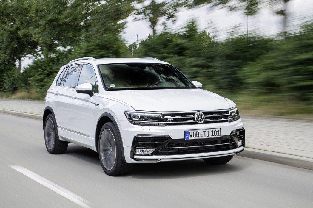 入主Tiguan指定車型可享多元購車優惠。 圖/Volkswagen提供