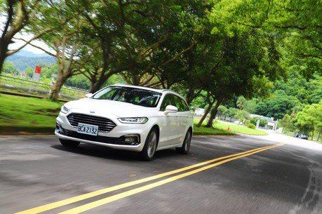 Ford Mondeo Wagon 2020年式上市 新增TSR道路標誌識別輔助系統