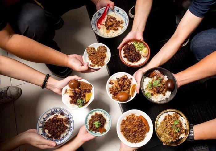 臺灣滷肉飯節 圖/交通部觀光局