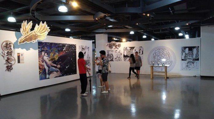 2019桃園國際動漫大展 圖/交通部觀光局