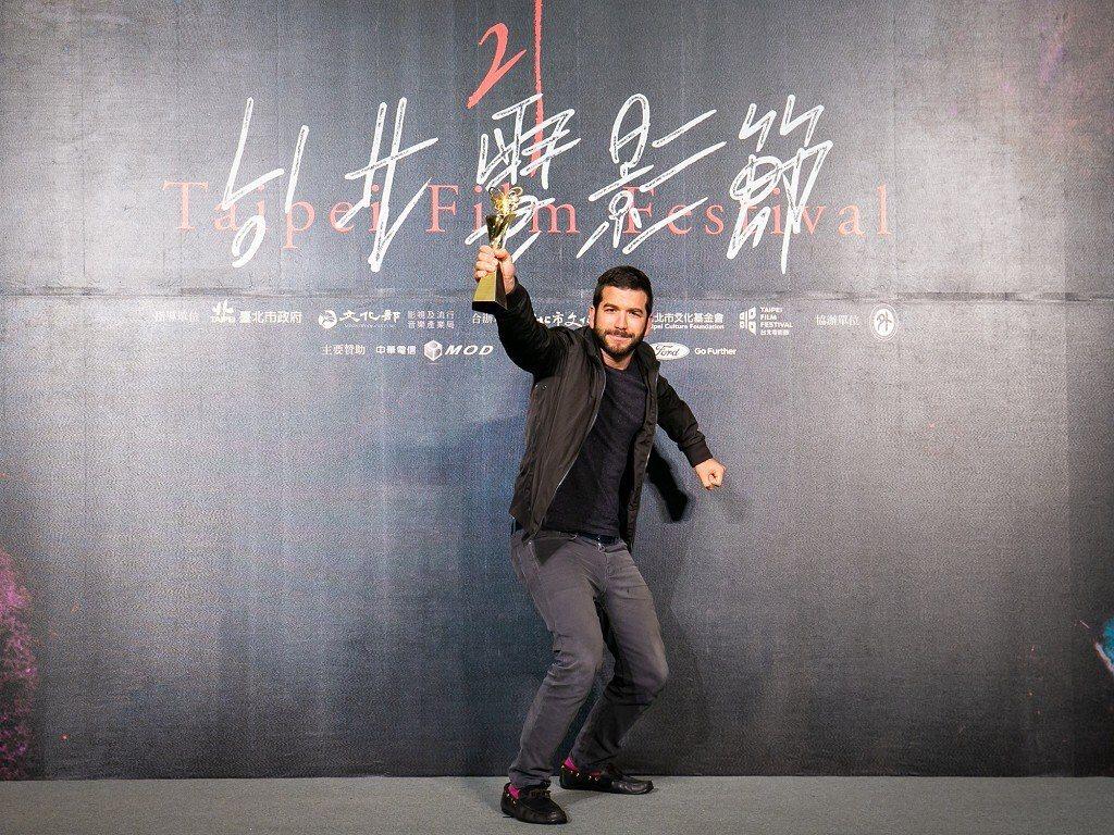 「台灣影評人協會推薦獎」頒給「蘿莉破壞王」。圖/台北電影節提供
