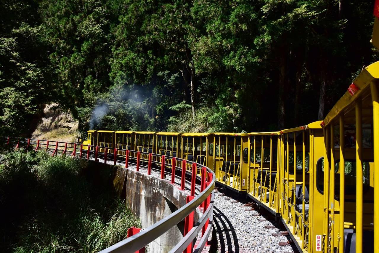 不用自己開山路 上太平山上避暑 7月15日專車首發