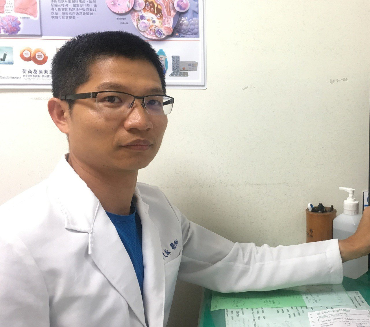 耳鼻喉科醫師賴文森提醒,頸部出現腫塊又不會痛,可能是癌症轉移造成,應儘速就醫檢查...
