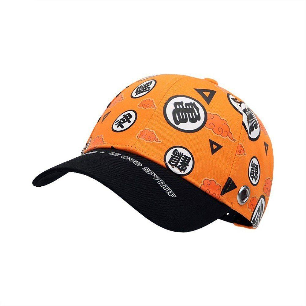 七龍珠聯名潮帽,售價1,490元。圖/滿心企業提供