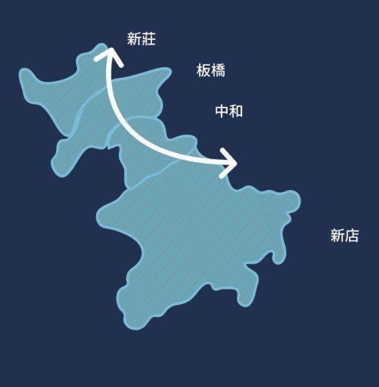 環狀線串起八條捷運線 新店到新莊省時20分