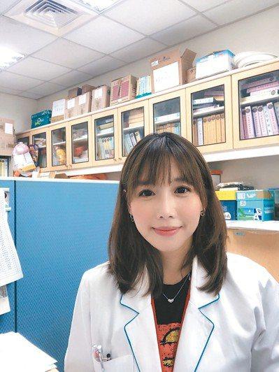 三總器官協調師葉姍姍。 圖/葉姍姍提供