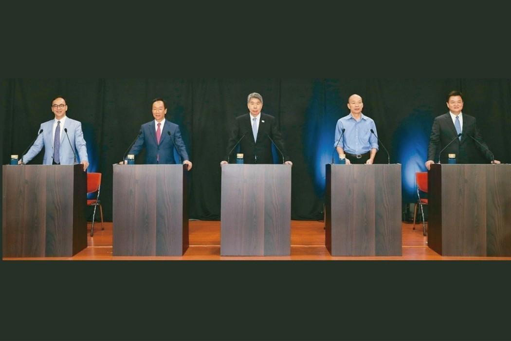 誰來執政,都不應是台灣內部鬥爭的藉口