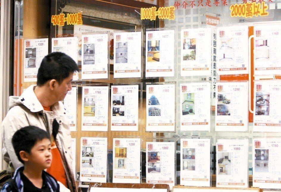 平均地權條例修正草案三讀通過,門牌揭露暫不入法。圖/聯合報系資料照片