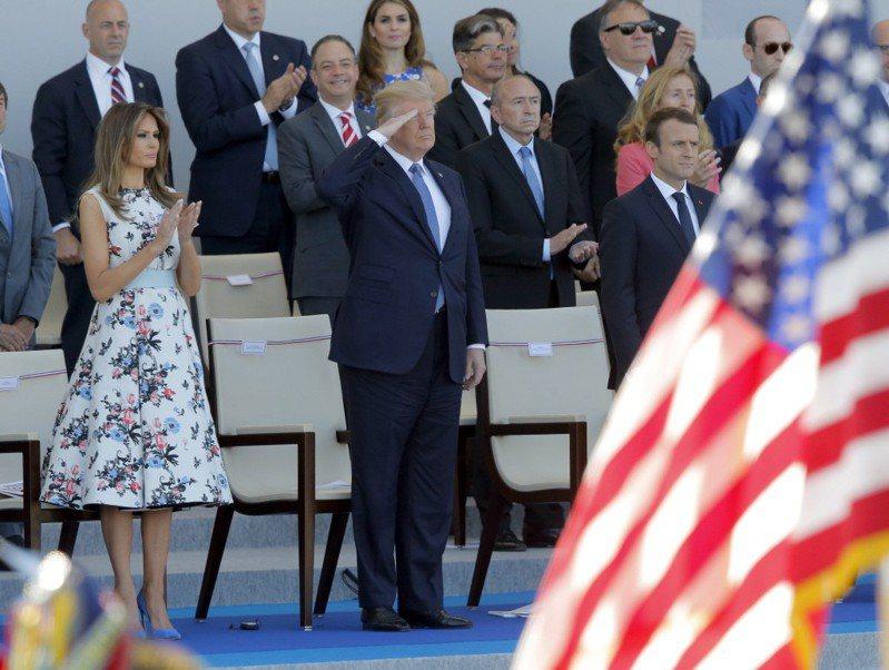 川普閱兵被嗆不稀奇!美國國慶 竟有這些總統斷了氣...