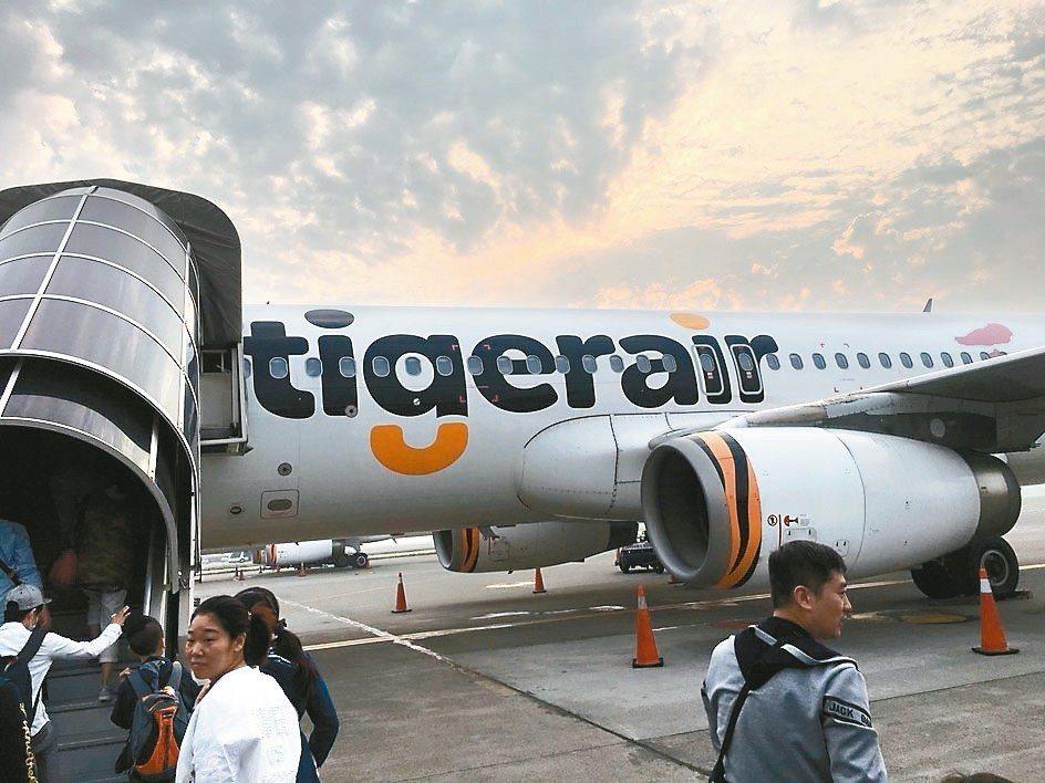 華航(2610)昨(3)日公告,該公司旗下小金雞低成本航空公司台灣虎航規劃上市,...