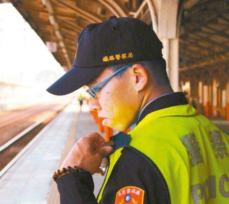 殉職警員李承翰。 圖/讀者提供