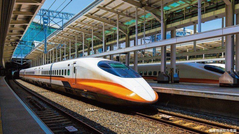 鉅陞永麗花園距離高鐵站僅500米,是站前商業特區首席。 圖/鉅陞永麗花園 提供