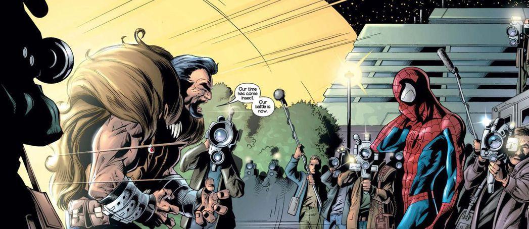 獵人克萊文同樣也是蜘蛛人的長年死對頭,但更大的重點是:他是「邪惡六人組」的常駐成...