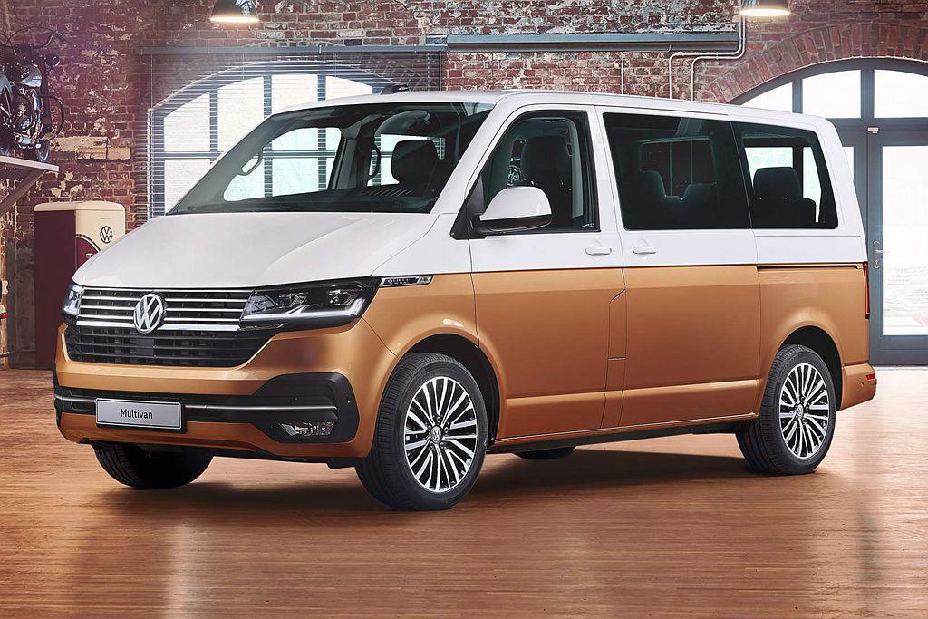 繼今年2月福斯商旅公布Multivan 6.1內外樣貌後,這次則將預告小改款Ca...