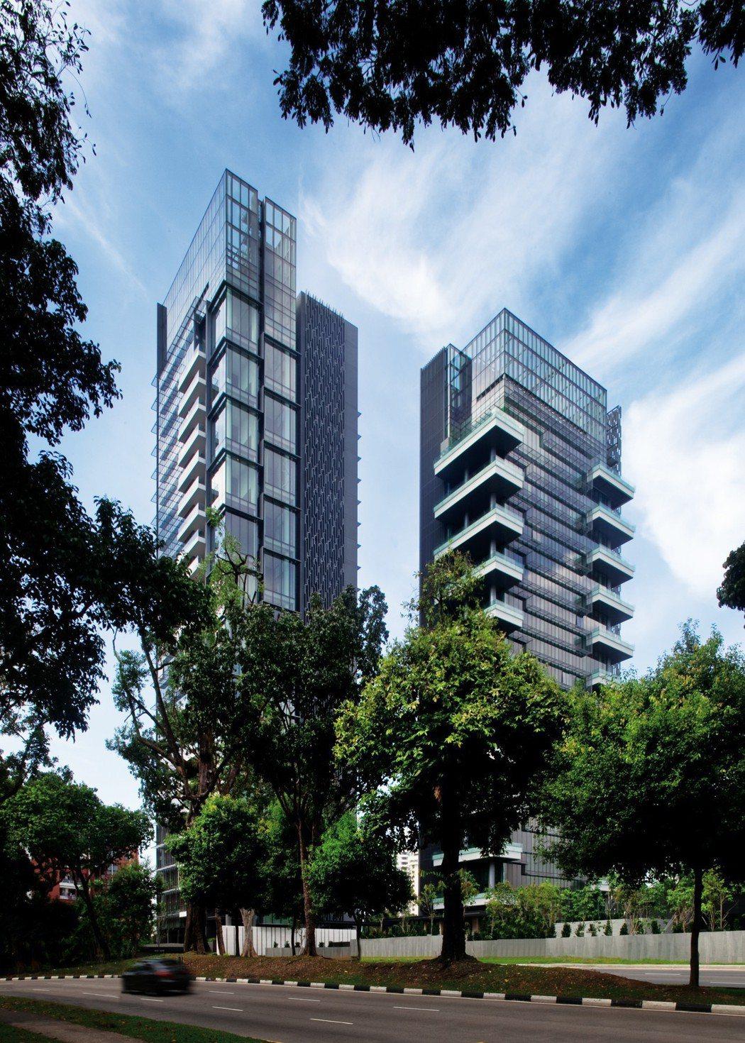 全球最貴的豪宅之一The Marq,出自SCDA設計。 業者/提供