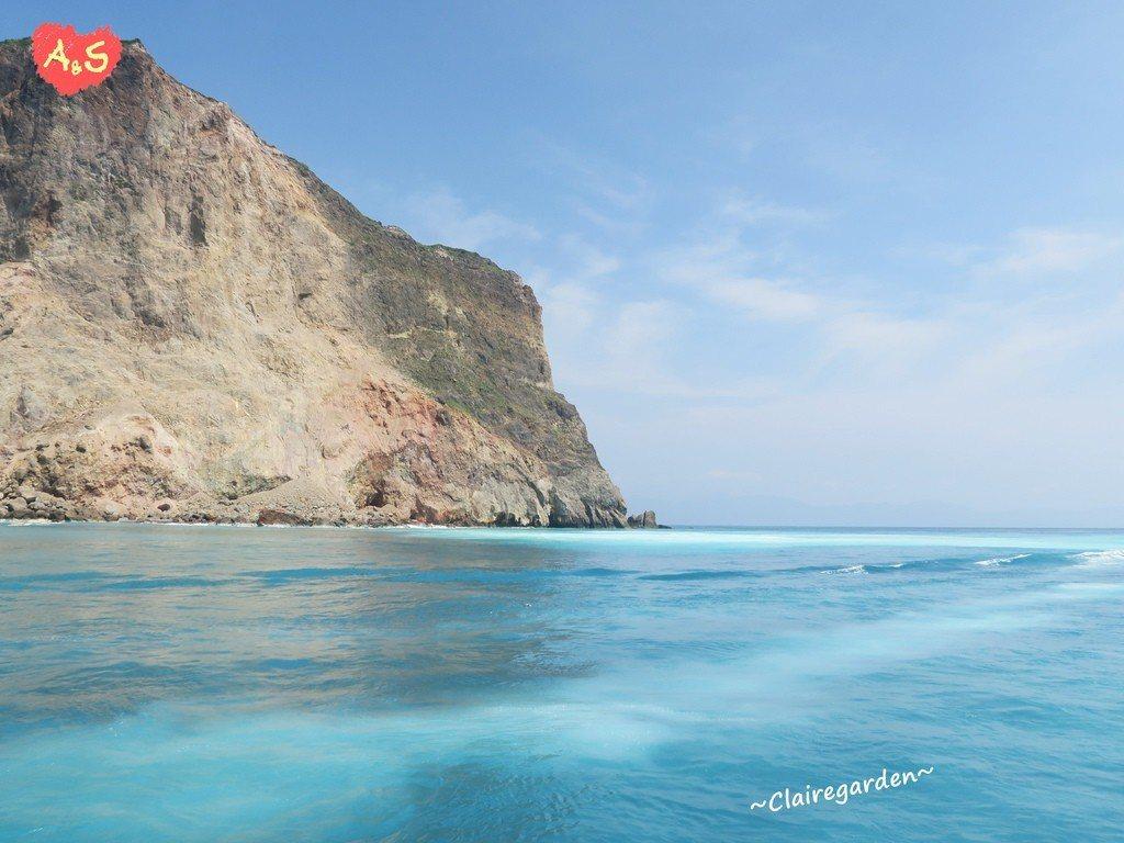 圖/龜山島最迷人的魅力是在不同的位置、氣候、潮汐觀賞龜山島,都有不同的景觀變化。...