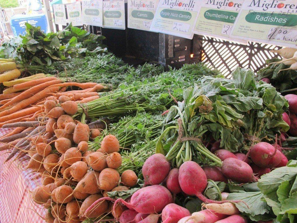 英國超市專門出售賣相不佳的蔬果。 圖/羅旦兮攝