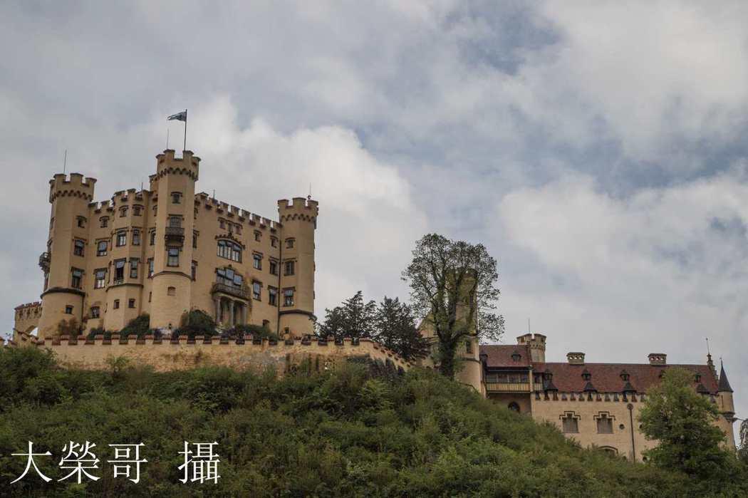 高天鵝城堡