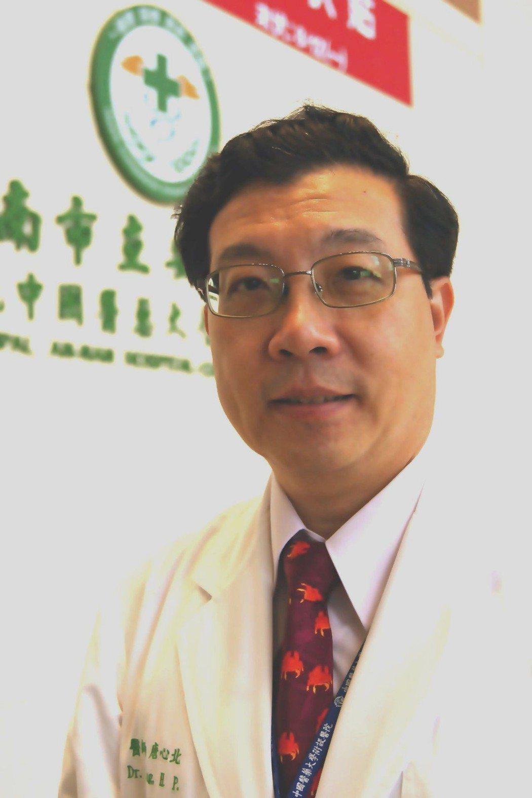 台南市安南醫院 精神科醫師唐心北。圖/安南醫院提供