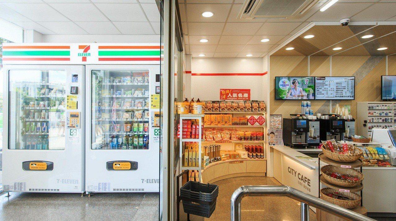 統一超商「泰安服務區」嶄新開幕,為消費者帶來美好的3E體驗。圖/統一超商提供