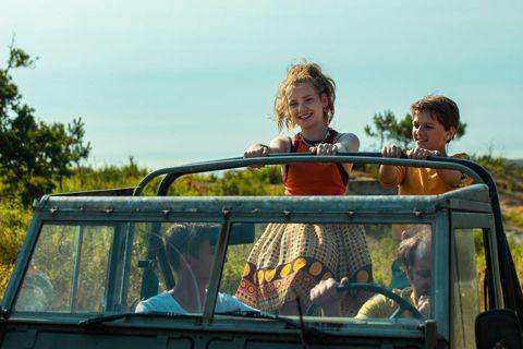 榮獲多項國際兒童影展獎項肯定的成長電影《小島來了陌生爸爸》(My Extraordinary Summer With Tess),由年初以本片獲選為綜藝報《Variety》2019年歐洲十大焦點影人...