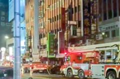 地下停車場變電箱失火 北市消防局半小時撲滅