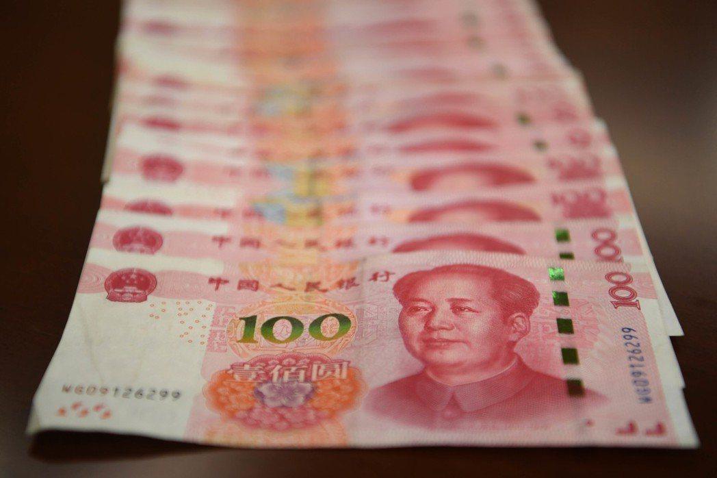 大陸將發行2019年新版人民幣,這次改版不包括百元鈔。 (中新社)