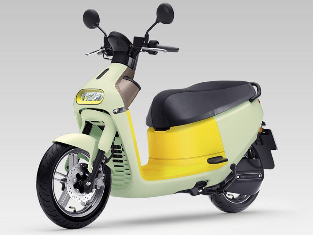 相較Gogoro其他系列產品,Gogoro 3系列在36歲以上的佔比增加了12%...