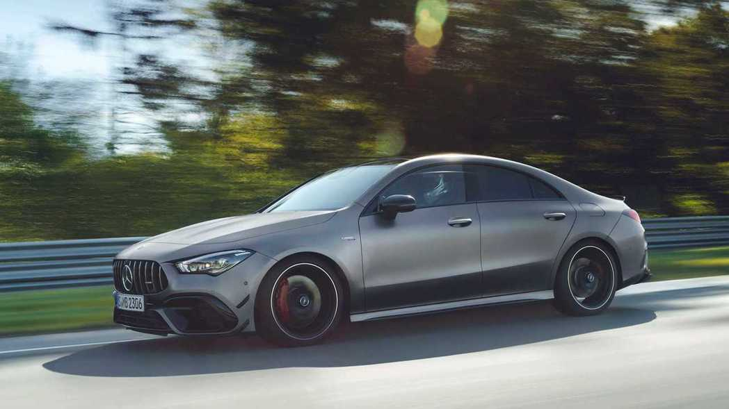 新世代Mercedes-AMG CLA 45 4MATIC+ (圖為AMG CL...
