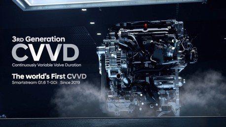 Hyundai發表CVVD 1.6 SmartStream引擎 全新Sonata Turbo將率先搭載!