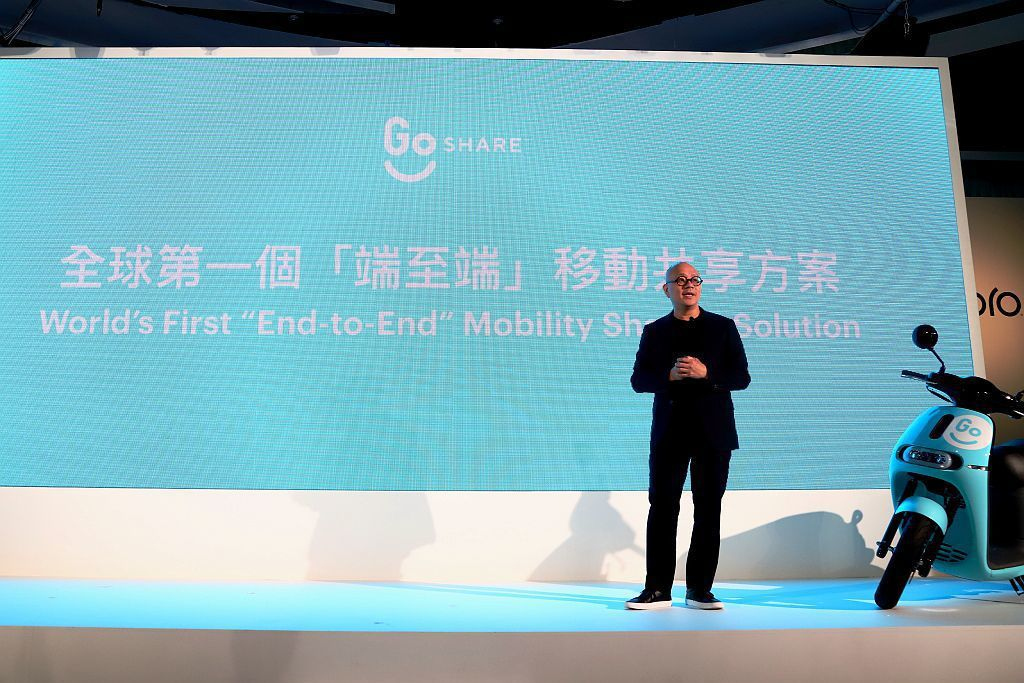 Gogoro執行長暨創辦人陸學森表示:「Gogoro一向最重視台灣消費者的需求,...