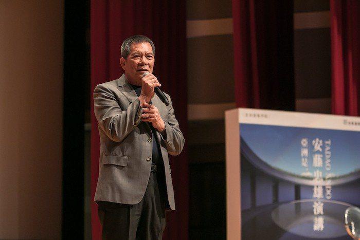 忠泰集團董事長 李忠義 圖/忠泰建築文化藝術基金會提供