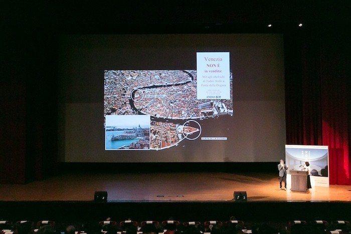 古蹟活化-威尼斯海關大樓博物館 圖/忠泰建築文化藝術基金會提供