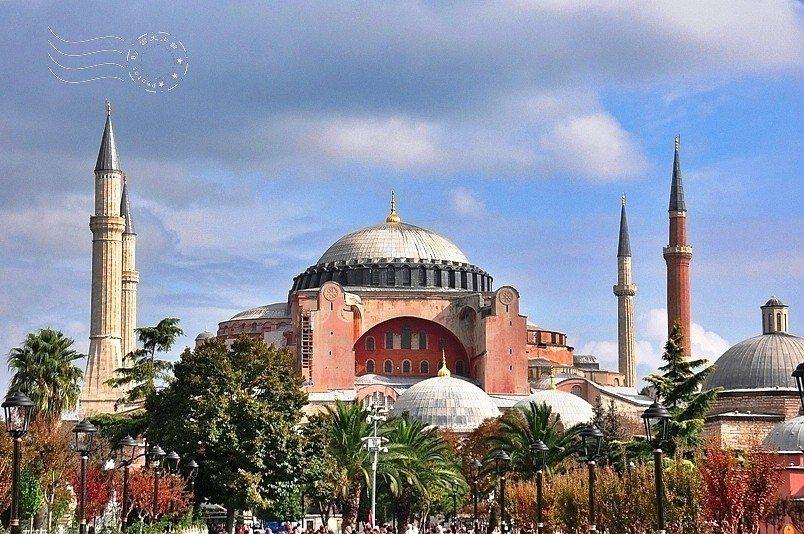 世界文化遺產「聖索菲亞大教堂」