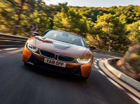 傳說中那輛460匹馬力Alpina i8是真的!BMW為何不批准?