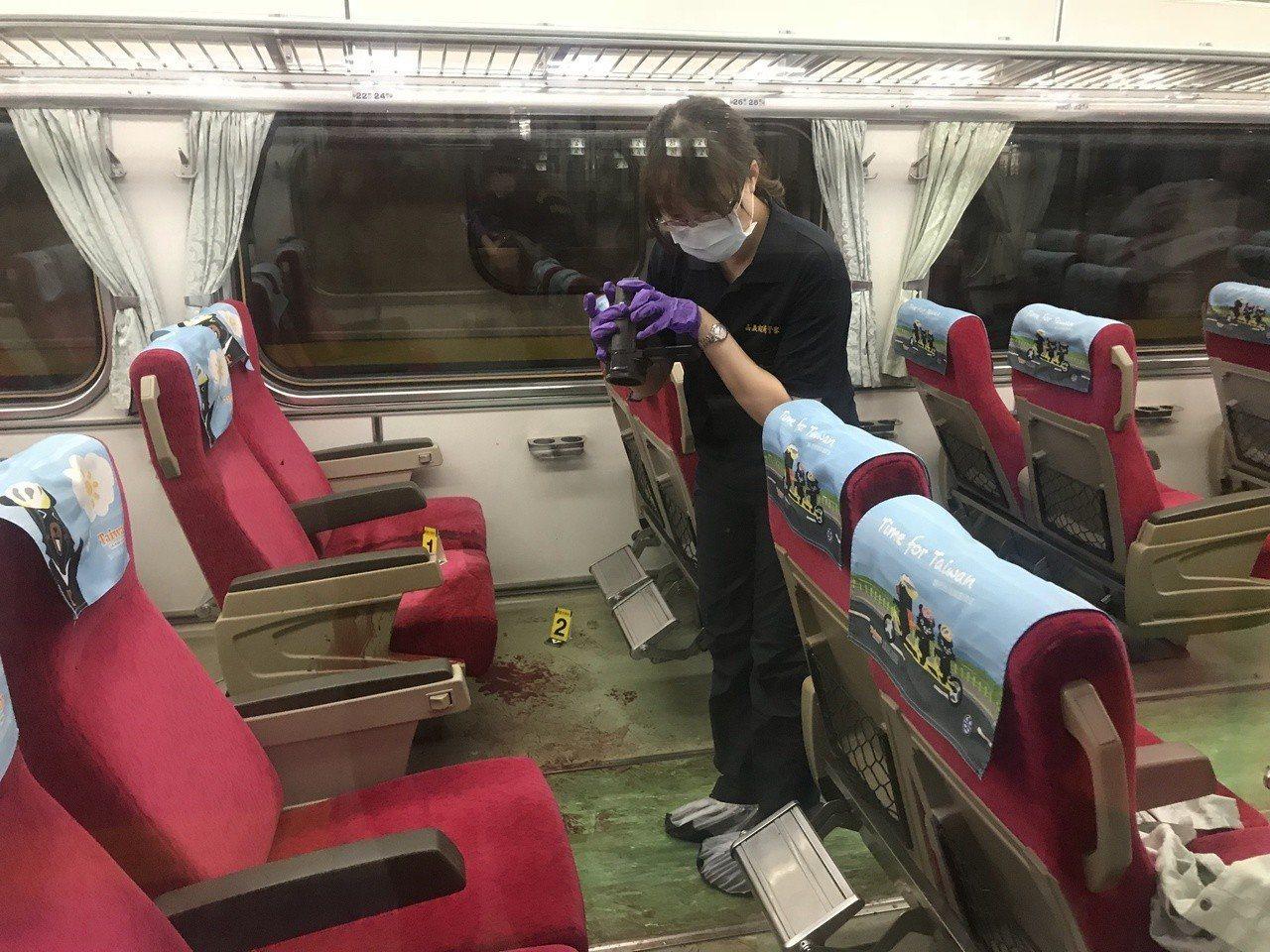 鐵路警察李承翰被鄭男刺傷身亡,留下遺憾。本報系資料照片