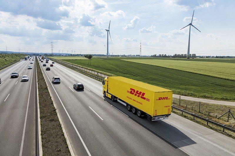 德國物流公司DHL已暫停從中國集貨運往印度。 圖/DHL提供