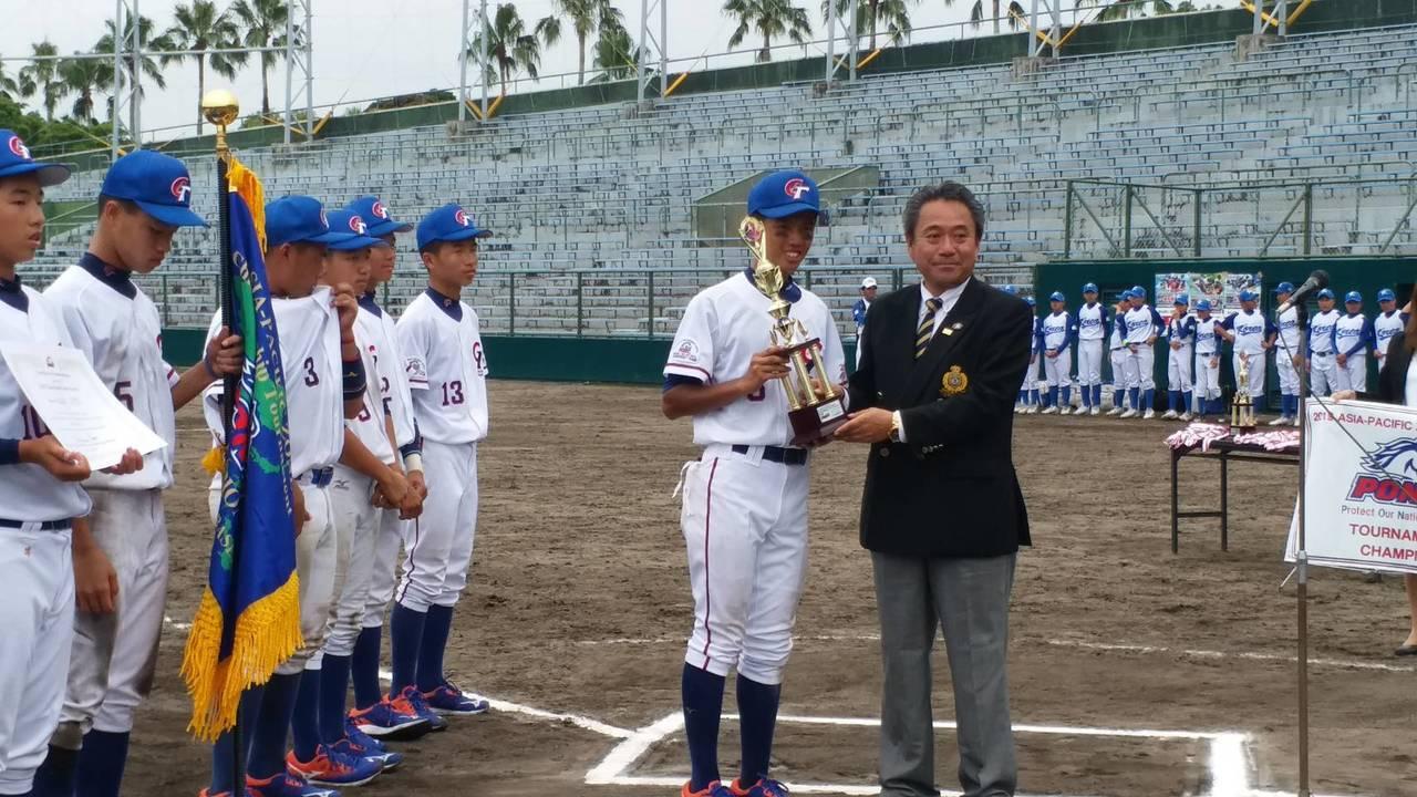 小馬聯盟青少棒世界賽,中華隊首戰輕取加勒比海區代表、波多黎各阿雷西沃隊。 圖/中...