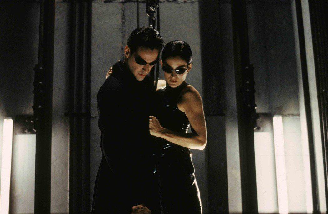 「駭客任務」宣告將於今年重新上映。圖/華納兄弟提供