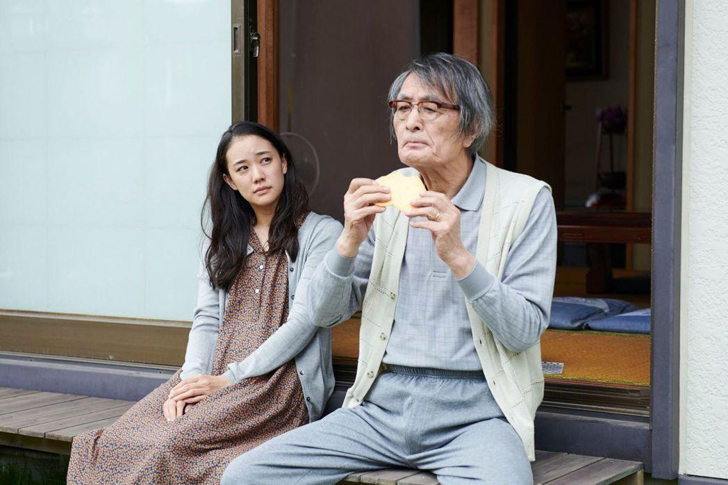 蒼井優演完「漫長的告別」之後就宣告結婚。圖/天馬行空提供