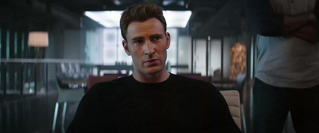 「美國隊長」在「復仇者聯盟:終局之戰」中,意外製造新的話題。圖/摘自imdb