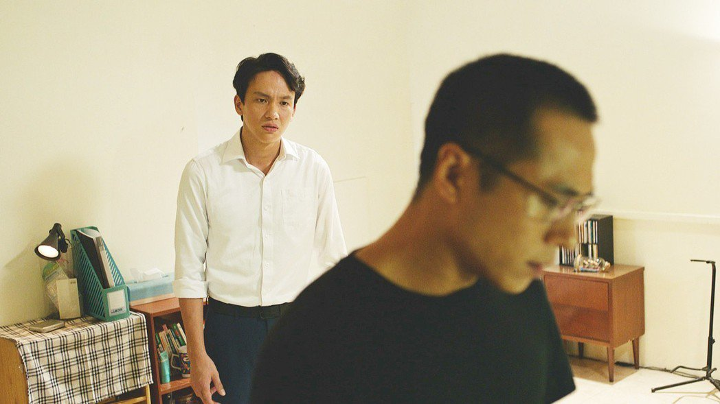 莊凱勛(右)、曹晏豪演繹深刻兄弟情。圖/公視提供
